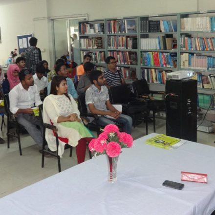 Career Development Seminar at RUD