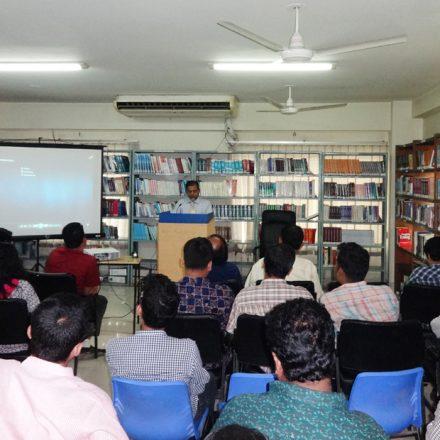 Seminar on Effective Classroom Teaching 2016