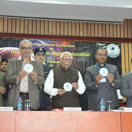 RUD Registrar participated at ICHVHE 2017, IIT Kanpur
