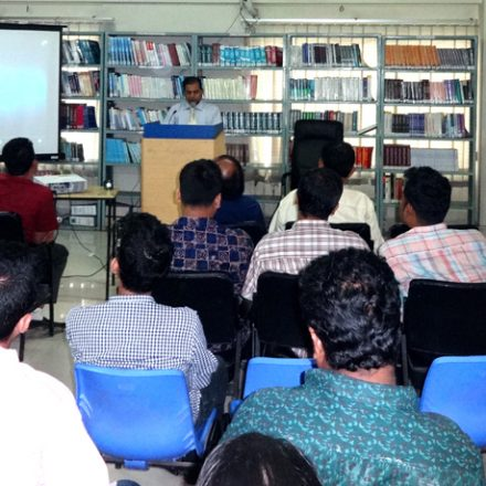 Seminar/ Presentations held at Royal University of Dhaka