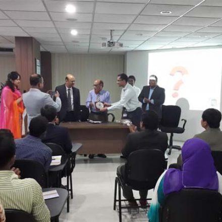 Programming Contest and Seminar of CSE Department